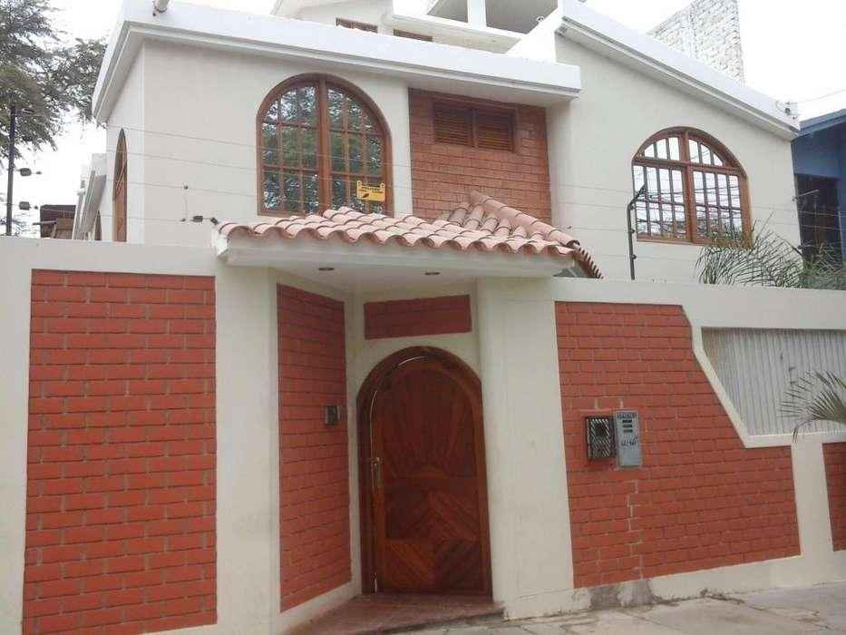 Vendo bonita casa tipo residencial