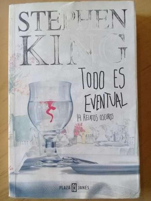 Stephen King Todo Es Evental Buen Estado