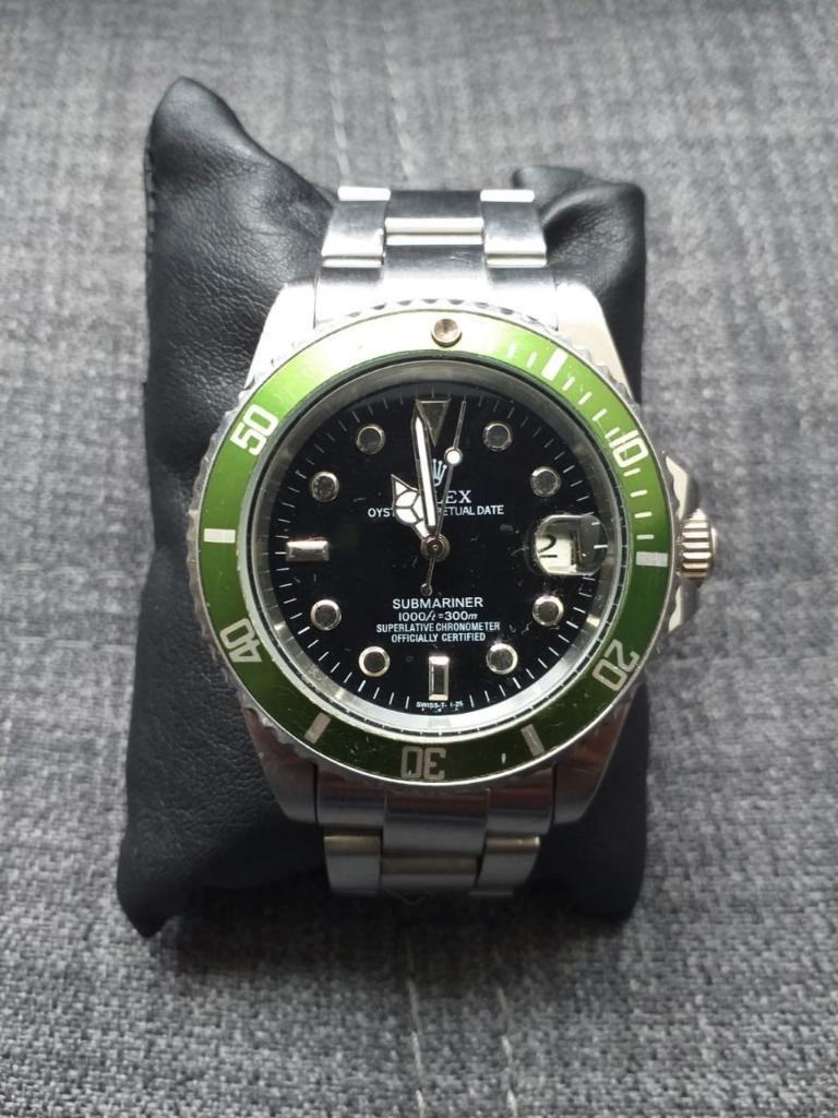 Cambio Medellín Reloj Automático Vendo Rolex WHD2EY9I
