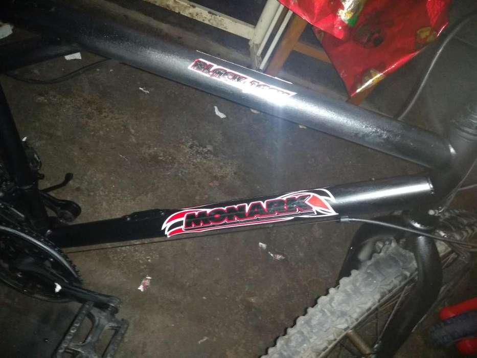 Ocasin Monark original aro 26 de aluminio cambios Shimano todo origin