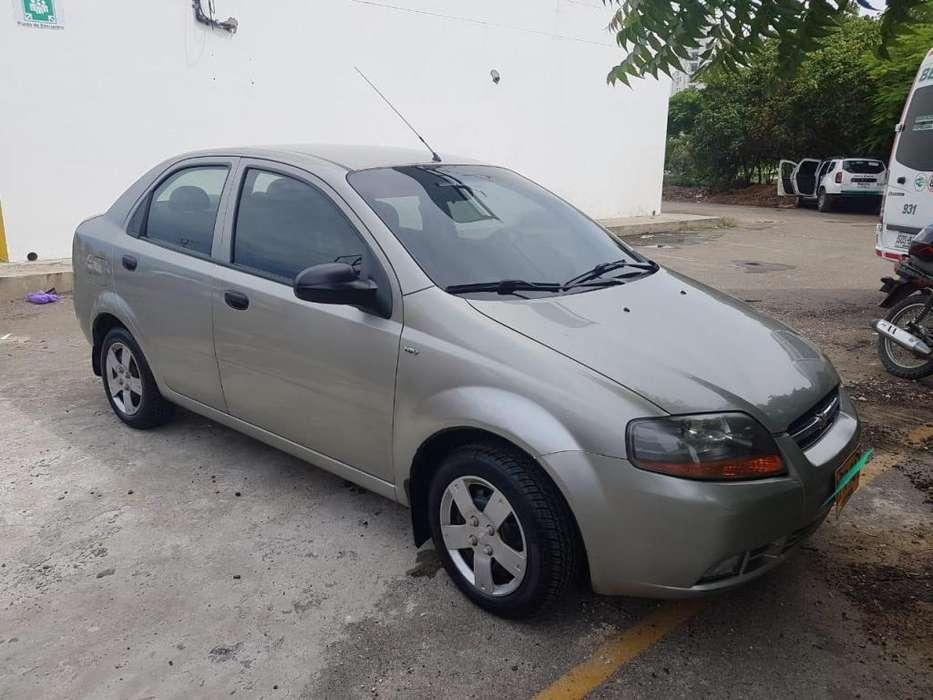 Chevrolet Aveo 2011 - 89000 km