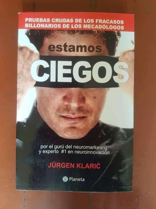Libro Estamos Ciegos Jürgen Klaric