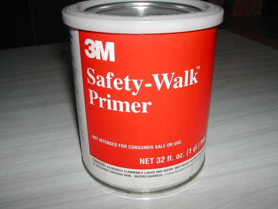Primer para antideslizante 3M Safety Walk lata x 946,3ml