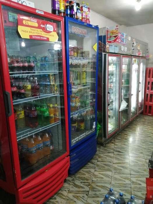 Vendo Minimercado Y Fruver Oportunidad