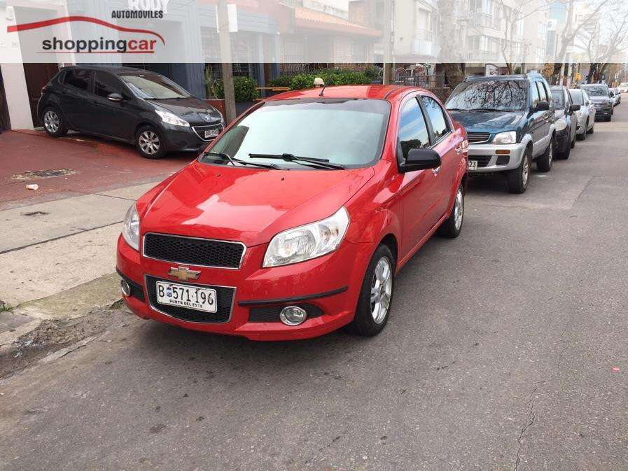 <strong>chevrolet</strong> Aveo 2012 - 125000 km