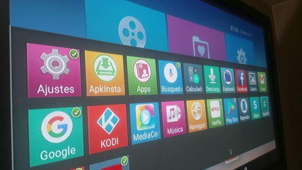 Trio Tv 42 Lg Mas Teatro Mas Tvbox Full