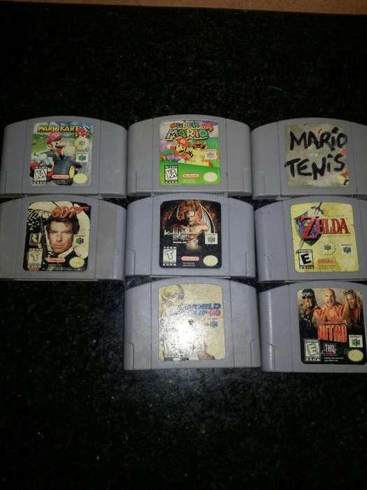 Juegos de Nintendo 64 0985614797