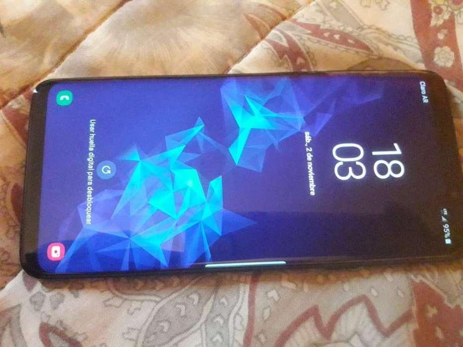 Vendo Samsung Galaxy S9 Plus