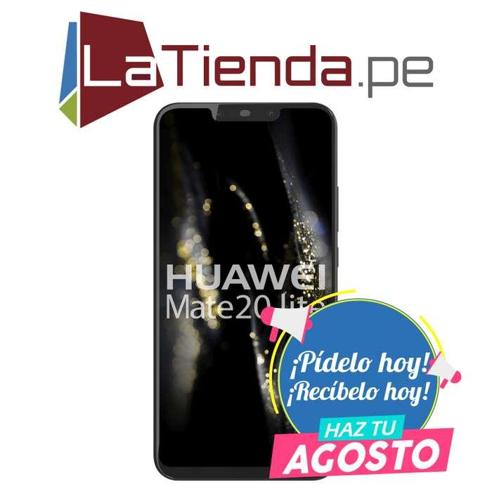 Huawei Mate 20 Lite Tecnología HDR.