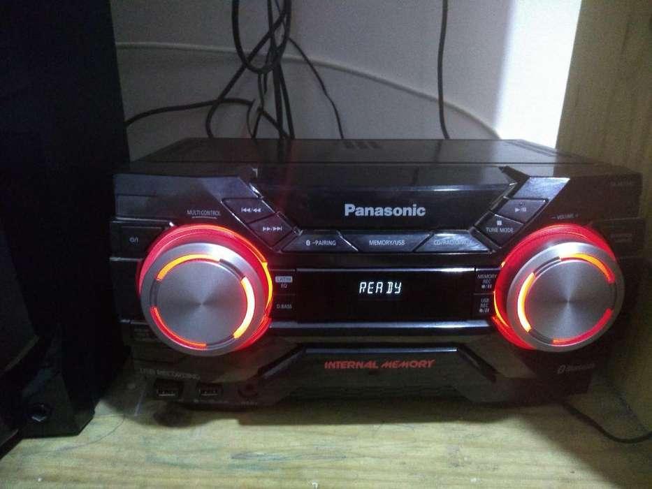 Equipo de Sonido Panasonic Sa-akx500