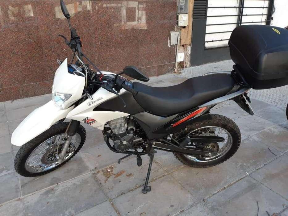 Zanella ZR200 OHC