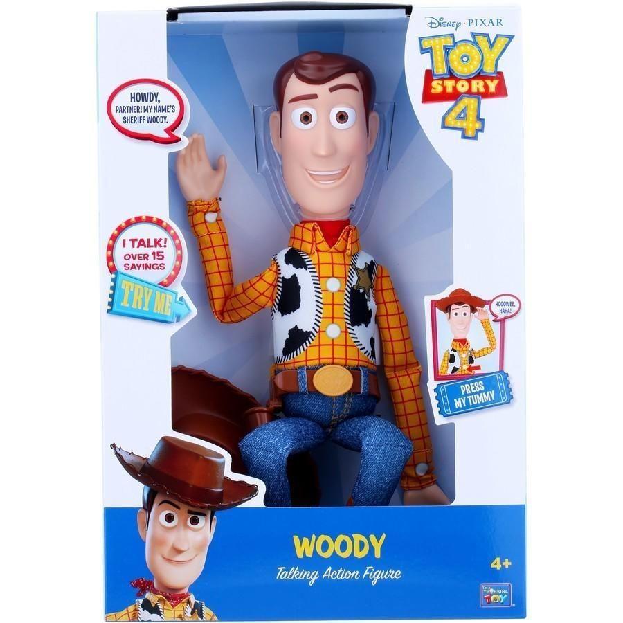 ec95eb948e45 Toy Story 4 Figuras De Accion Parlante Con Sonido Woody-jess - Lima