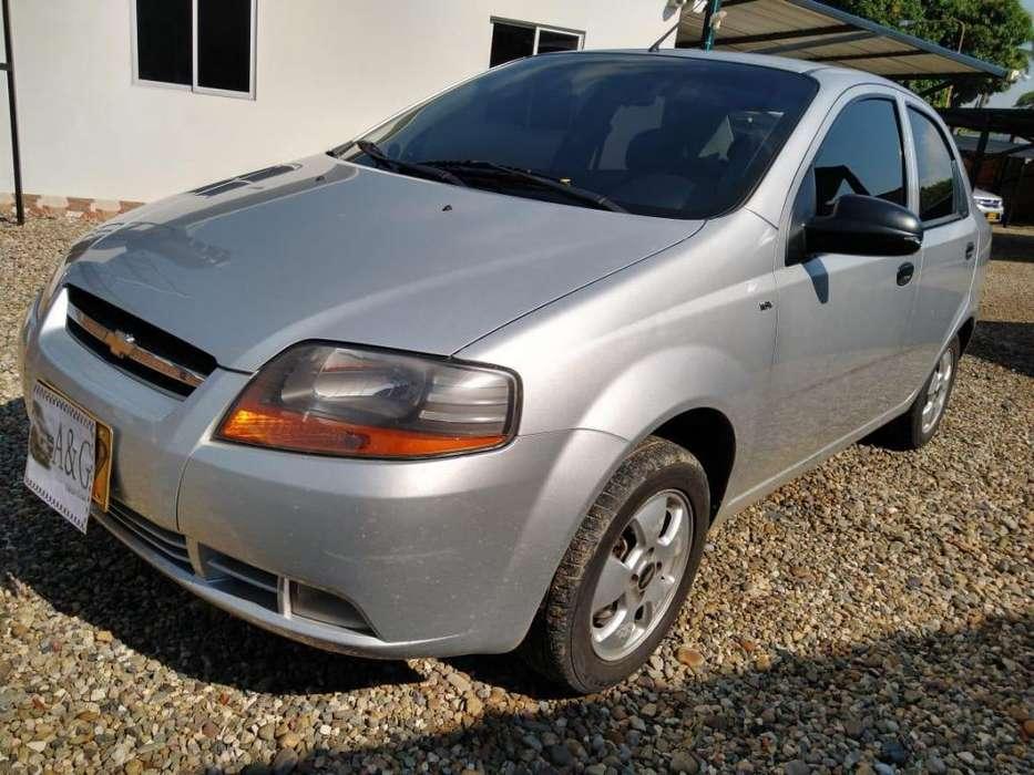Chevrolet Aveo 2012 - 92506 km