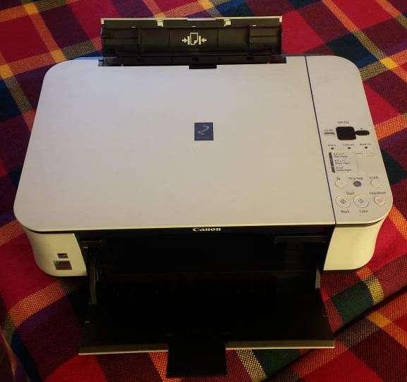 Impresora Canon MP 250 (9/10)