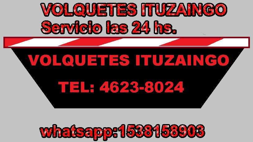 Alquiler de volquetes ituzaingo 46238024/1538158903