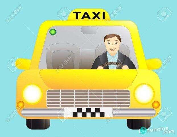 Se Necesita Conductor de Taxi en Palmira