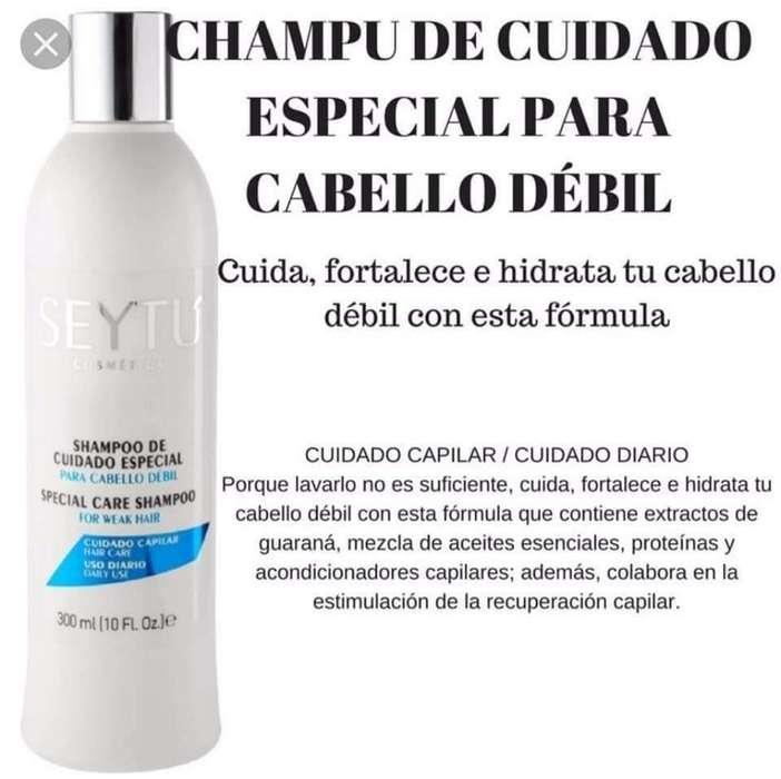 Shampoo Cuidado Especial Seytú