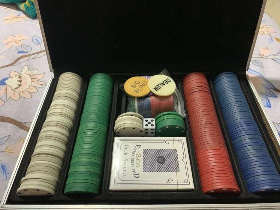 Fichero de Poker 350 Fichas