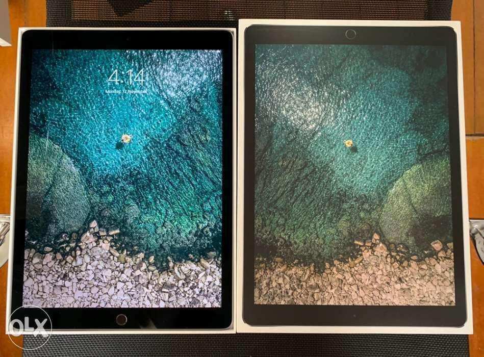 Remato iPad 12.9 512 gb seminuevo