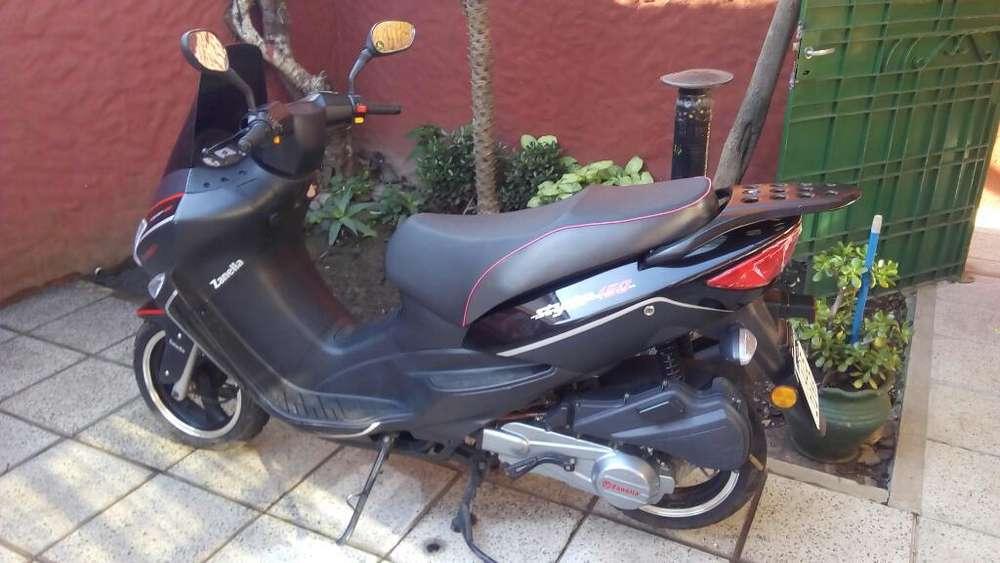 Moto Zanella 150 Excelente Unidad