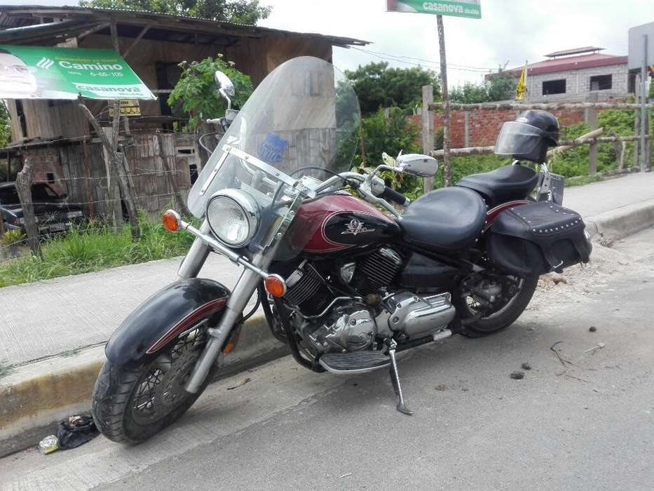 Yamaha Clasica en Buen Estado 1100cilind