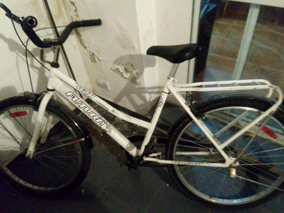 Bicicleta Futura rodado 26 dama