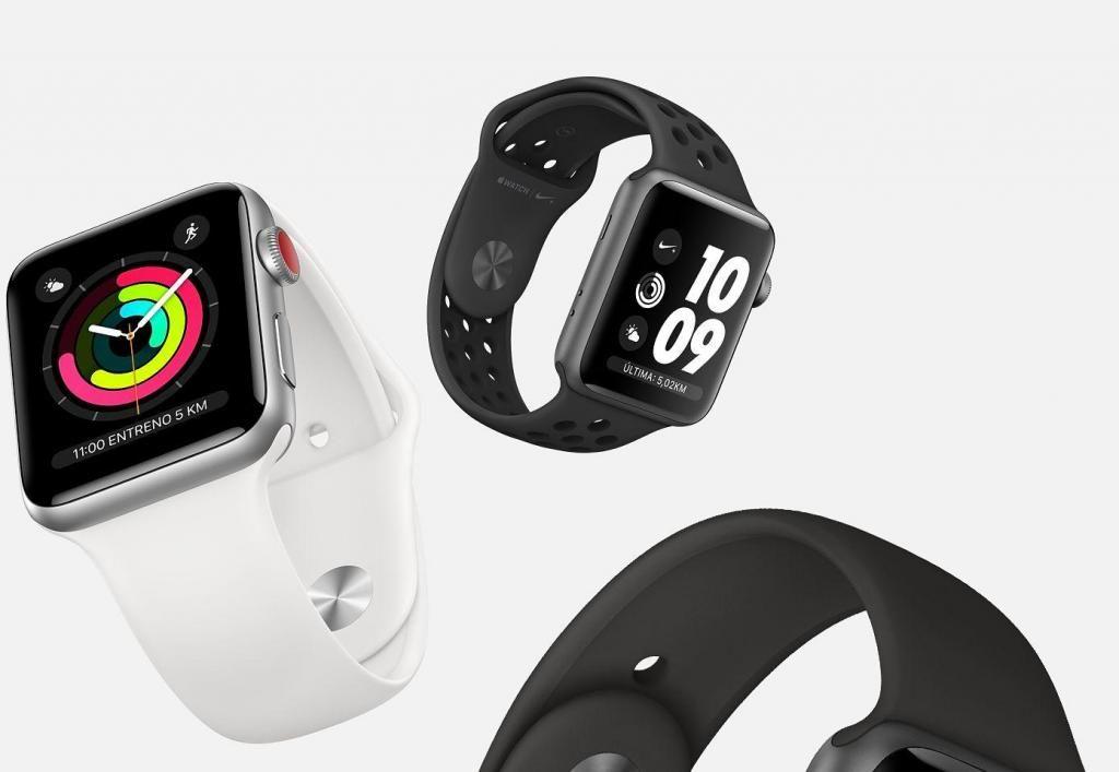059feb250f2 Apple Watch Series 3 Nike 42mm Nuevo - Guayaquil