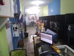 Cyber en Venta