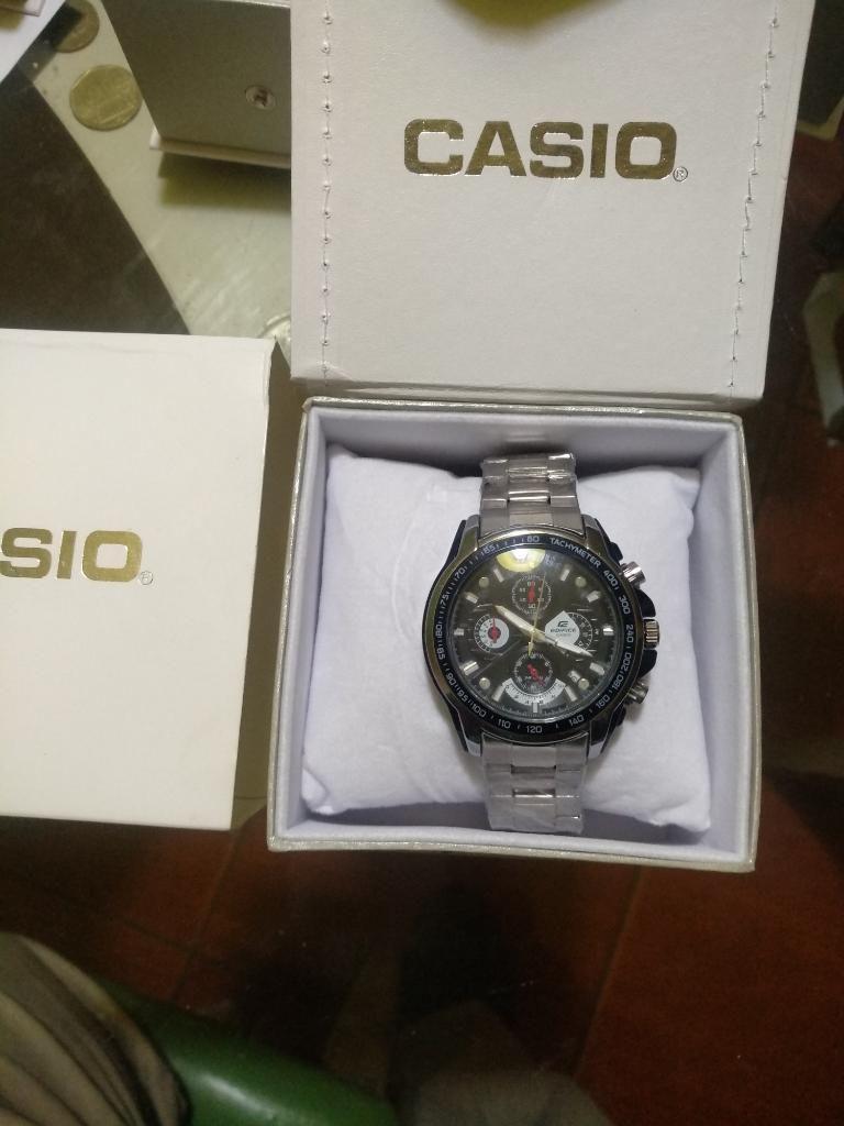 77cb13806abd Reloj Casio Edifice Cronometro - Lima