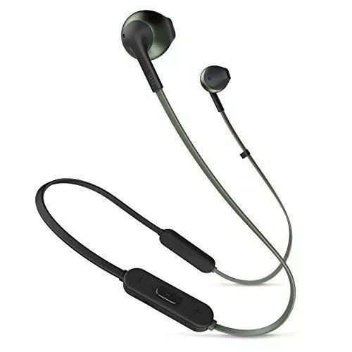 Cerrar Jbl T205bt Green Audífonos Inalámbricos Bluetooth Micrófono