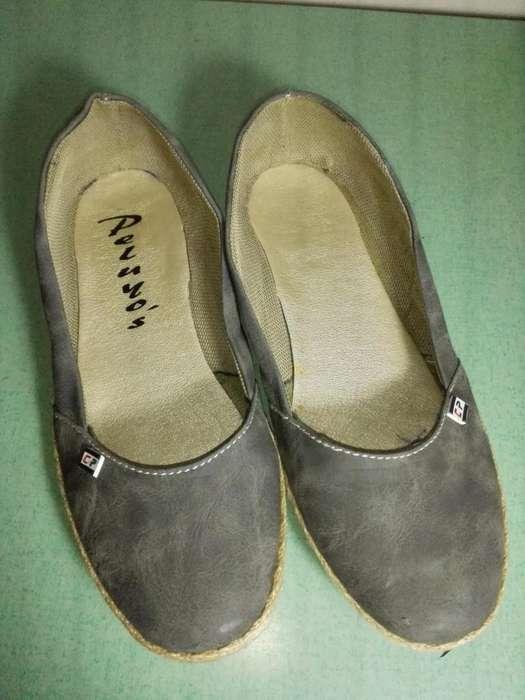 zapatos dama y caballero