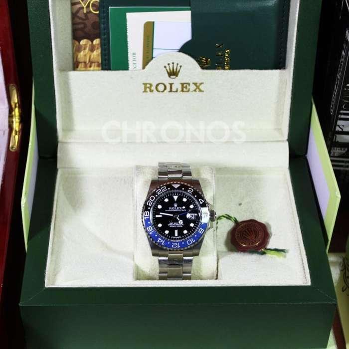 Relojes Rolex, Omega, Panerai, Etc