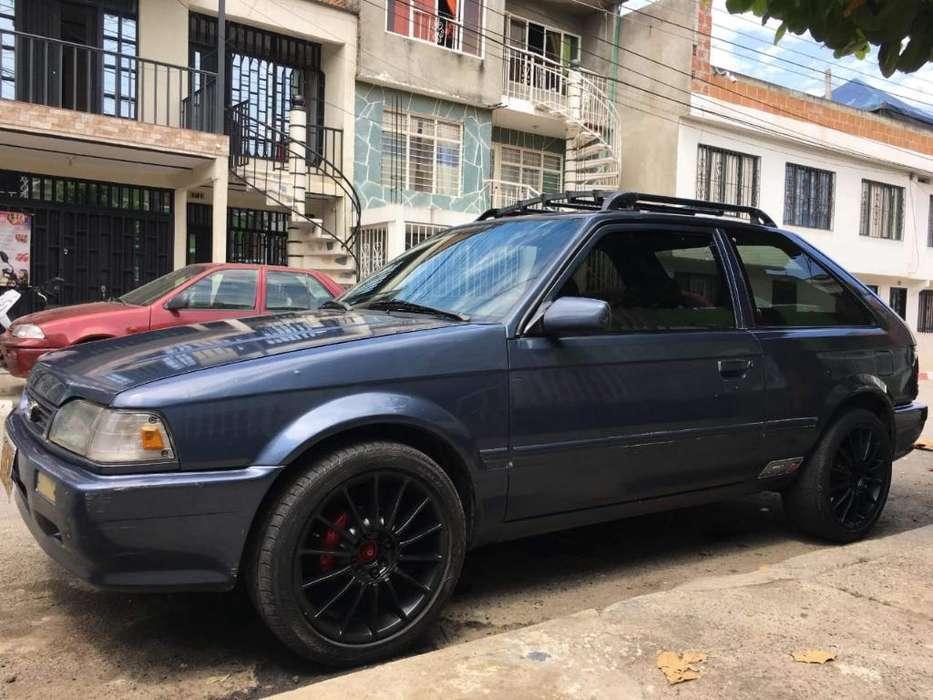 Mazda 323 1998 - 150000 km
