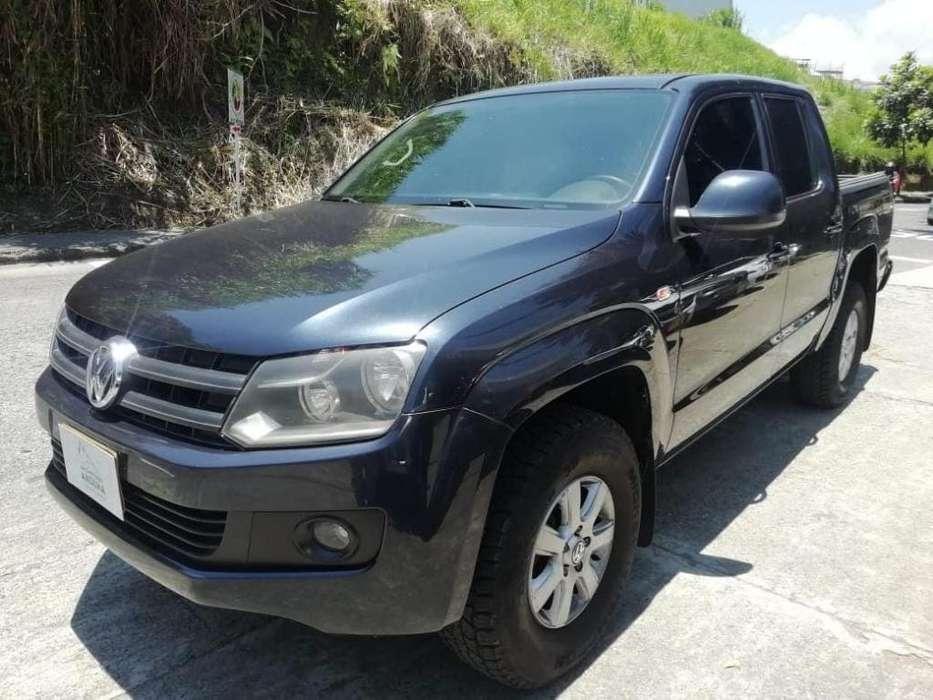 Volkswagen Amarok 2012 - 162500 km