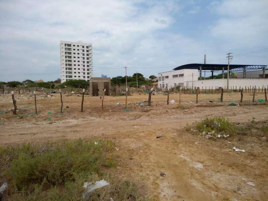 Venta Lote frente a la Playa de Riohacha
