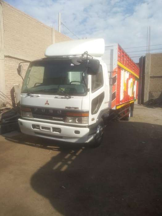 Fuso 16 Turbo Intercooler