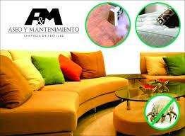 AyM Lavado y Desinfección de Muebles vapor. colchones, cortinas y alfombras