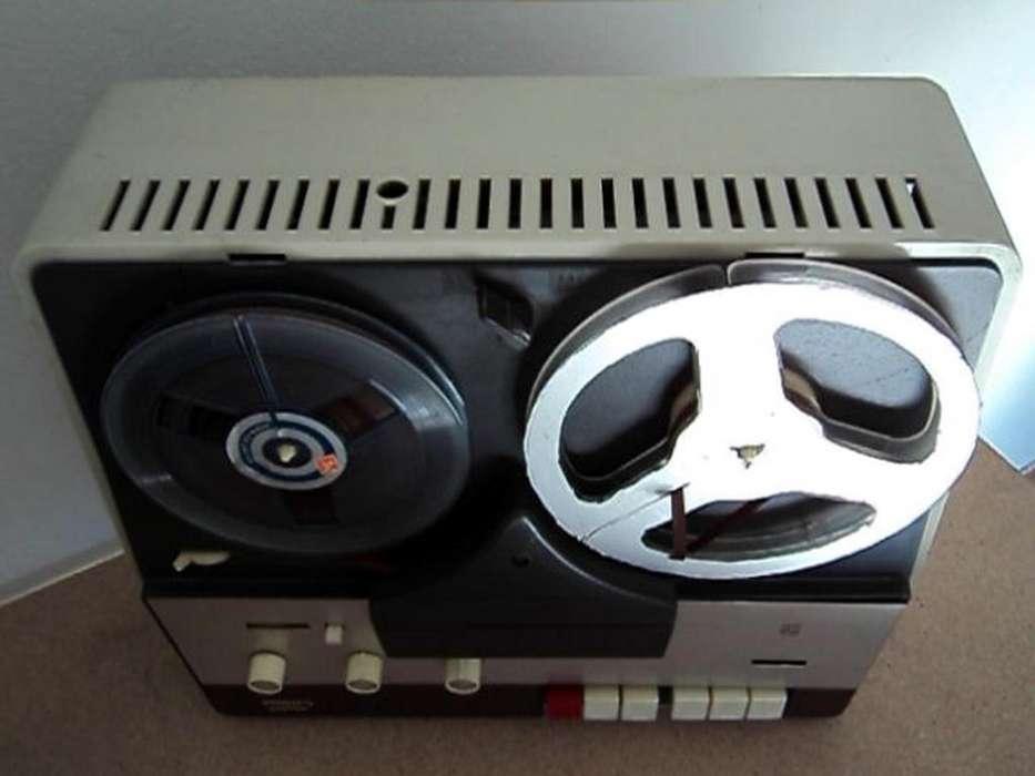 Grabadora De Cinta Abierta Antigua Valvular PHILIPS EL3548/00 4 TRACK STEREO Grabador Reproductor Amplificador Mezclador