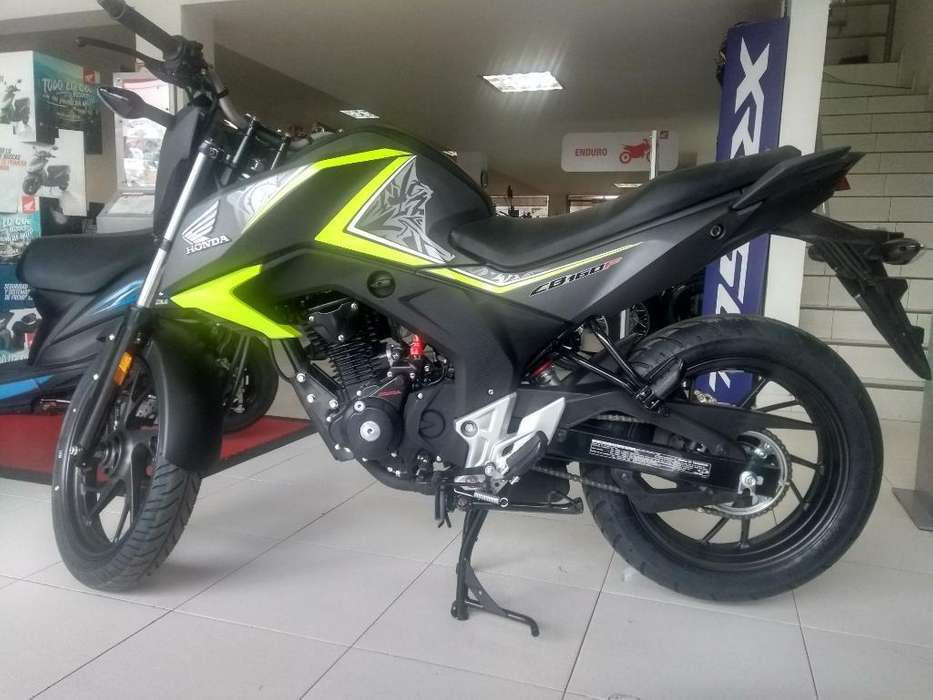 Honda Cb160f Dlx Sport