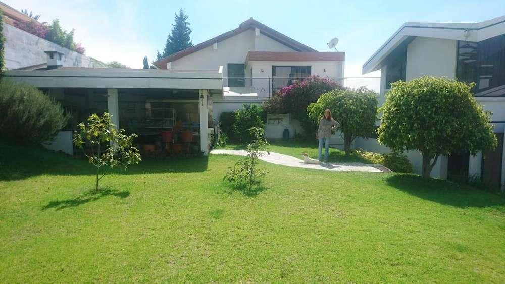 casa de venta en Cumbayá