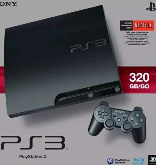 Titulo Play Station3 320gb Mas Juegos