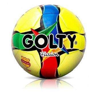 GOLTY FUSION BALON FUTBOL 5 LIGA AGUILA REPLICA