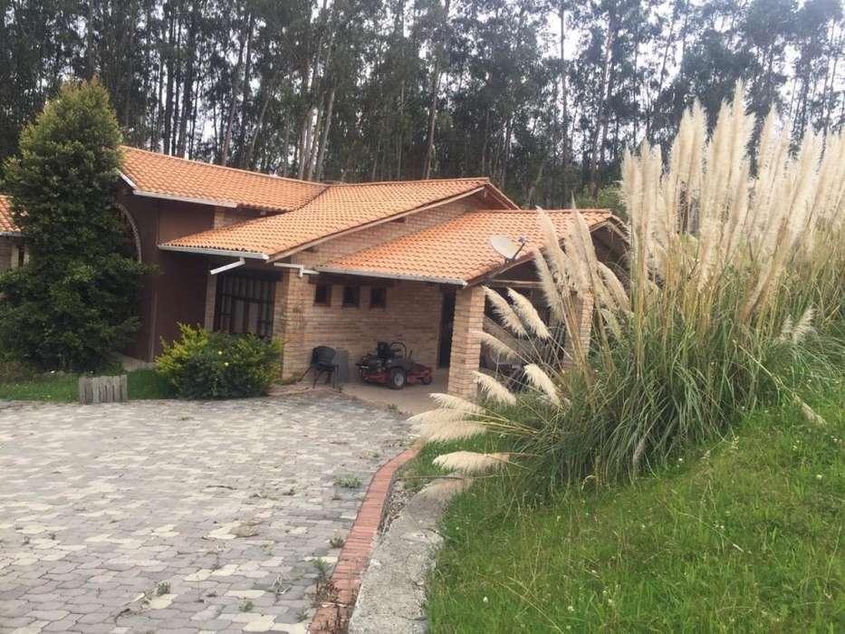Casa en Venta Sector Ricaurte vía El Guabo- La Dolorosa