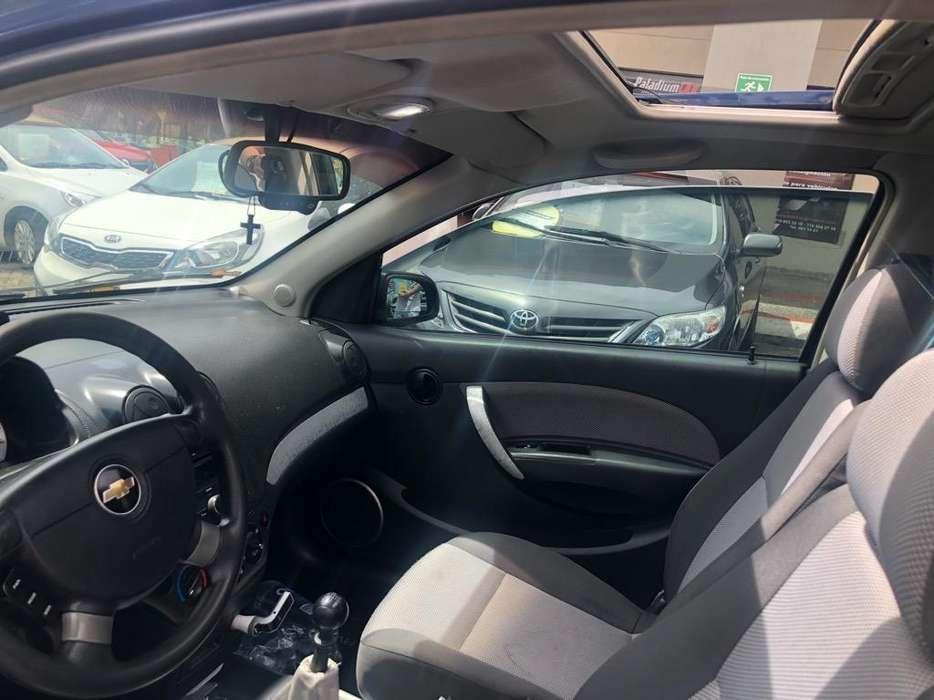Chevrolet Aveo Emotion 2011 - 88000 km
