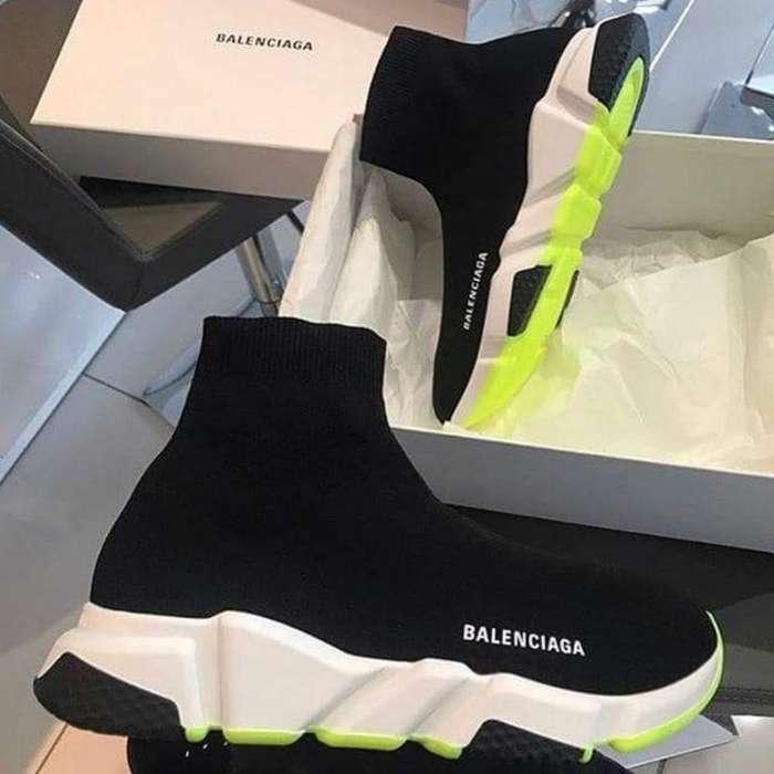 Bota Balenciaga Black