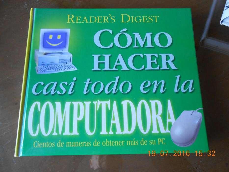 VENDO LIBROS DE COMPUTACION