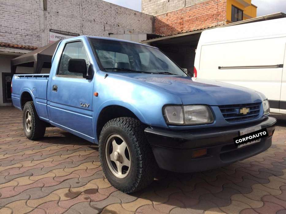 Chevrolet Luv 1998 - 286442 km