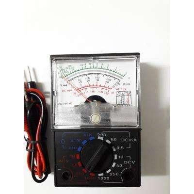 Multimetro Tester Analógico Aguja Mecanica Auto Antichispa