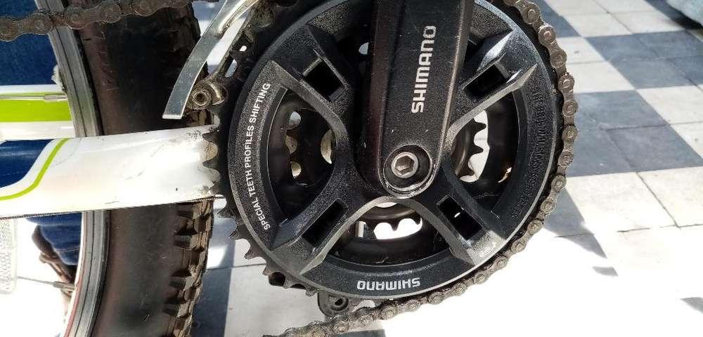 Vendo Gt 2.75 en Aluminio Exelente Estad