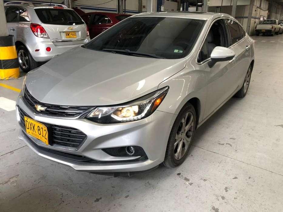 Chevrolet Cruze 2017 - 13415 km